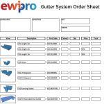 ewi pro order sheet thumb