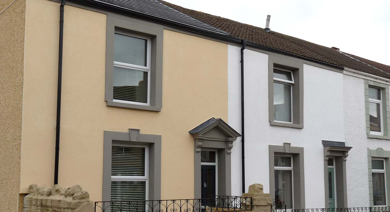 improve property appearance with ewi pro